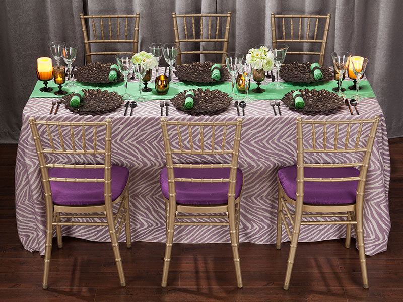 Rent From Fabulous Events The Leader In Event Linen Rentals We Have One Of