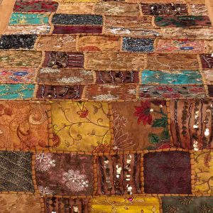 Shelby Patchwork Table Runner