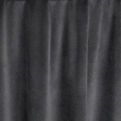 Graphite Velvet Table Linen