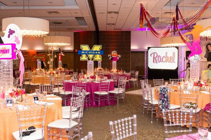 Chiavari Chair Rental Detroit, Linen Rental, Napkin Rental