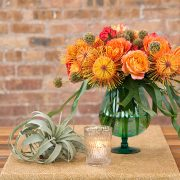 Santa Fe Natural Tablescape