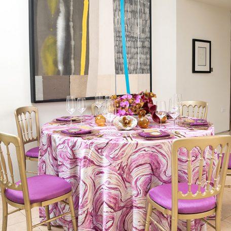Designer: Designs by Pavel | Venue: NoMiKitchen at Park Hyatt Chicago