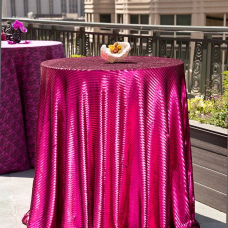 Designer: Designs by Pavel | Venue: NoMI Kitchen at Park Hyatt Chicago