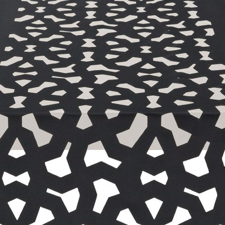The unparalleled elegance of this Onyx Molina table runner in the Gold Kroft Kehoe Collection, from our Designer Series can enhance any event.