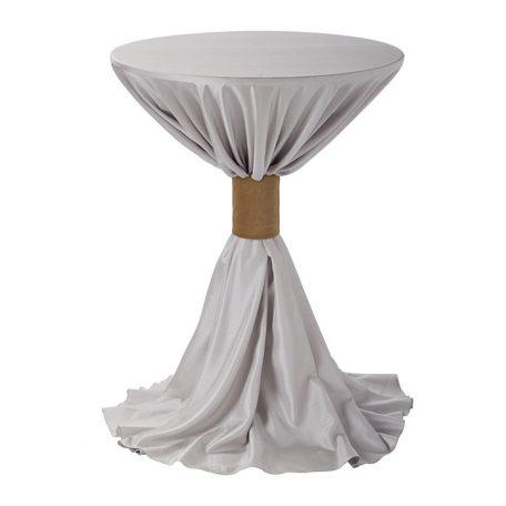 Caramel Velvet Table Cuff