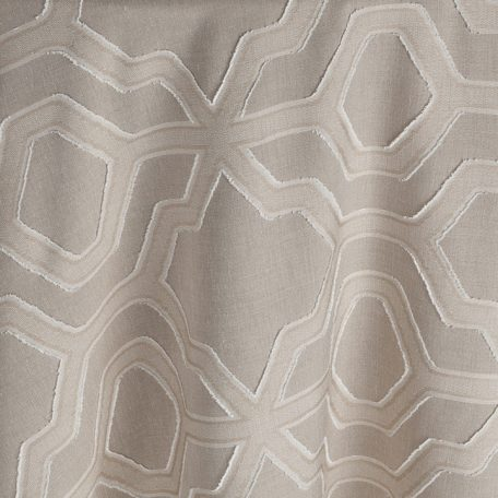 A restrained color palette and handcrafted fretwork, Sand Angelina table linen is stylish, versatile, and feels so elegant. Rent from Fabulous Events