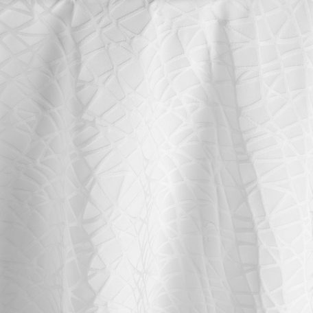 Large scale matte and glossy, Pearl Digital is a versatile pattern that is new and forward-thinking. Rent this linen from Fabulous Events