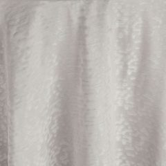 Innovative digital patterns that change with light give the Silver Lexi table linen's lustrous silvery white fabric its intrigue. Rent from Fabulous Events