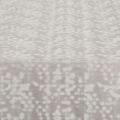 Silver Lexi Pattern Table Runner Rental for Special Events