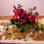 Rent our Gold Mermaid Sequins Table Linen or Table Runner TODAY. Tons of FLIP fun for your tabletop from Fabulous Events. Visit us or call 877-200-2424