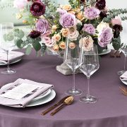 Rent from Fabulous Events, the leader in linen rentals. We have one of the greatest selections of table linen rentals, chair covers, napkins & more.