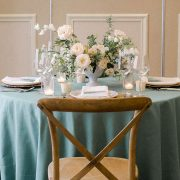 Rent from Fabulous Events, the leader in linen rentals. We have one of the greatest selections of tablecloth rentals, chair covers, napkins & more.