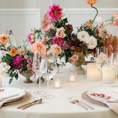Designer: The Southern Table | Photographer: Charla Storey Photography | Venue: The Adolphus Hotel