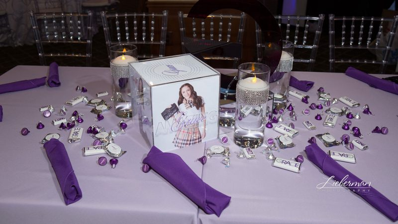Our Lilac and Grape Classic solid table linens are perfect for any table cover. Rent them here for your next special event.