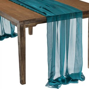 This elegant Caspian Graceful table drape is one of several unique Gracefuls available in the Fabulous Events selection of table drapes and other linen rentals. Use it to create effortless beauty for your tables, and combine it with our other linen designs for a truly original theme. Rent it here today. 877-200-2424