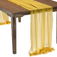 This elegant Daffodil Graceful table drape is one of several unique Gracefuls available in the Fabulous Events selection of table drapes and other linen rentals. Use it to create effortless beauty for your tables, and combine it with our other linen designs for a truly original theme. Rent it here today. 877-200-2424