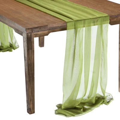 This elegant Leaf Graceful table drape is one of several unique Gracefuls available in the Fabulous Events selection of table drapes and other linen rentals. Use it to create effortless beauty for your tables, and combine it with our other linen designs for a truly original theme. Rent it here today. 877-200-2424
