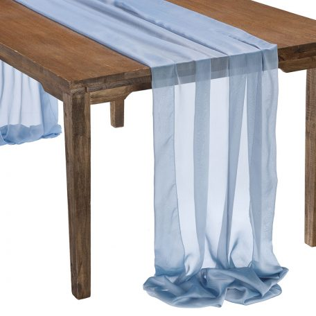 This elegant Serenity Graceful table drape is one of several unique Gracefuls available in the Fabulous Events selection of table drapes and other linen rentals. Use it to create effortless beauty for your tables, and combine it with our other linen designs for a truly original theme. Rent it here today. 877-200-2424