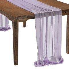 This elegant Sugarplum Graceful table drape is one of several unique Gracefuls available in the Fabulous Events selection of table drapes and other linen rentals. Use it to create effortless beauty for your tables, and combine it with our other linen designs for a truly original theme. Rent it here today. 877-200-2424