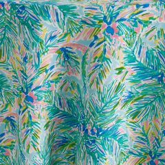 Isla Vista is a delightfully fresh and fun linen. The color and the pattern evoke memories palm trees and bright pink hibiscuses sifting in the breeze. This jubilant beach-side pattern, Part of the Palm Beach Chic collection, will turn heads at any stylish affair. Browse the entire collection today!