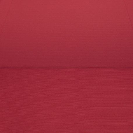 Red Faille Table Runner