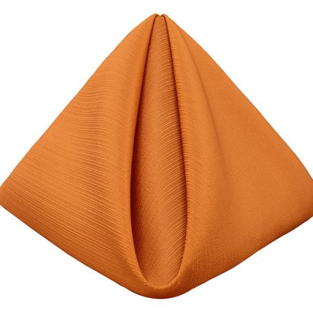 Saffron Faille Dinner Napkin