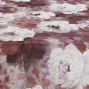 Berry Eden Floral Pattern Table Runner Rental for Events