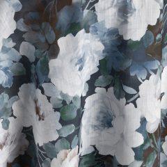 Como Eden Forrest Floral Table Linen Rental for Events