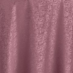 Crepe Lennox Soft Pink Table Linen Rental for Events