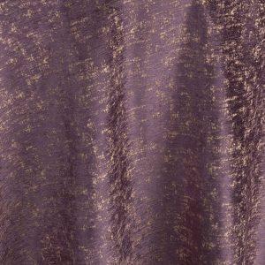 Viola Table Dark Purple Linen for Events