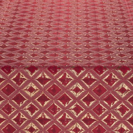 Crimson Adorn Table Runner