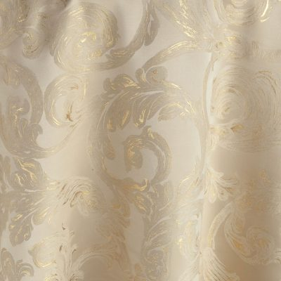 Antique Lucia Gold Table Linen for Events