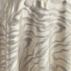 Northern Lights Icy Gold Swirl Table Linen for Events