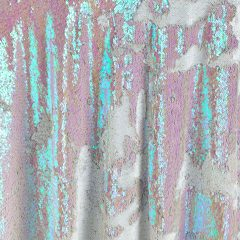 Luster Mermaid Pink Sequin Table Linen for Events