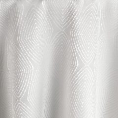 Porcelain Nordic Silver White Table Linen for Events