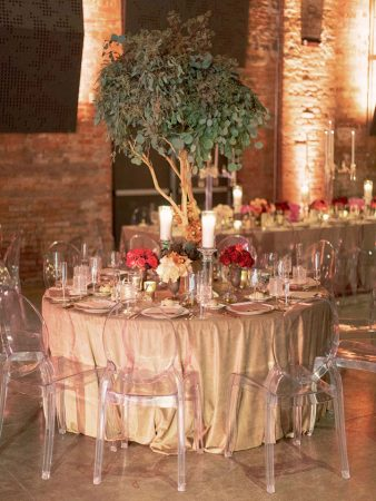 Rent Wedding Linens and Napkins for Events at The Garden Theater