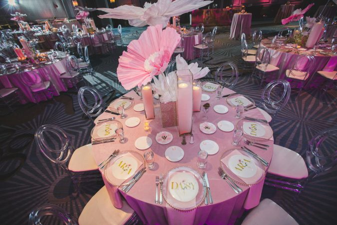 Linen Rentals for Bat Mitzvahs in Dearborn Michigan