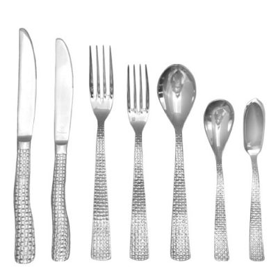 Rent Cestino Flatware for your Wedding or Special Events from Fabulous Events.