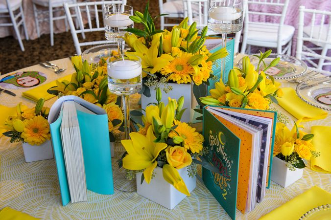 Tablecloth Linen and Runner Rentals from Fabulous Events.