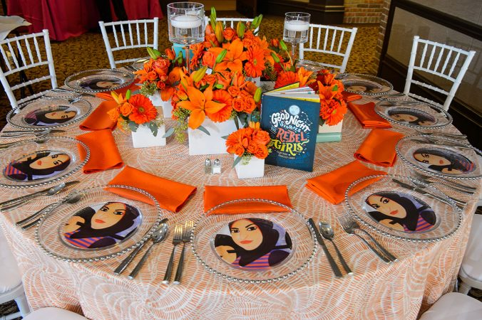 Tangerine Linen Cloth Rentals from Fabulous Events. Browse our HUGE selection of Napkins, Runners, Chair covers and linens.