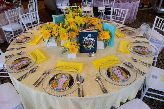 Elegant Table Linen Rentals for Special Events and Parties from Fabulous Events.