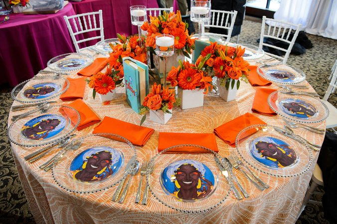 Elegant Table Linen Rentals from Fabulous Events.