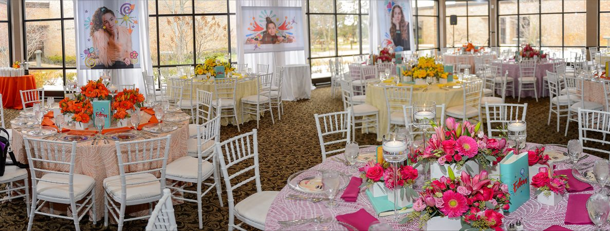 Special Table Linen Rental in Michigan and Nationwide from Fabulous Events