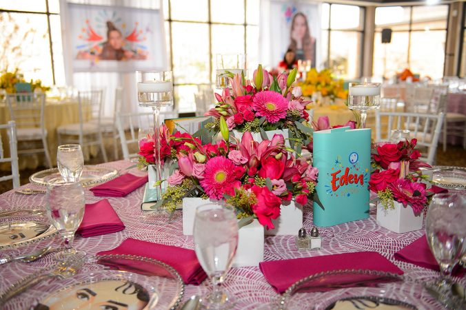 Cool Table Linen Rentals for Parties, Bar/Bat Mitzvahs and other Special Events