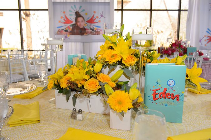Rent Lemon Yellow Table Linens and Napkins from Fabulous Events.