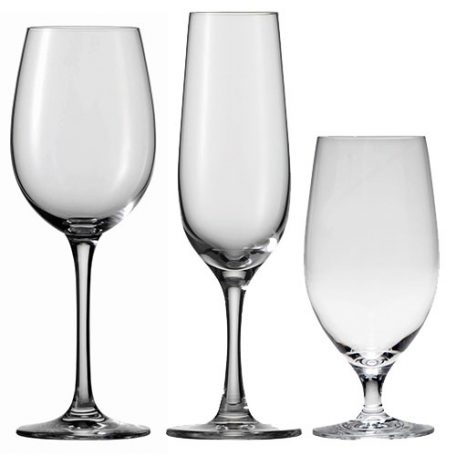 Rent Glassware for your next party or special event.