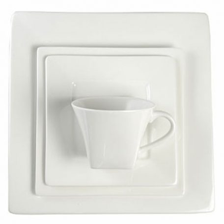 Rent Square Dishes for any event from Fabulous Events.