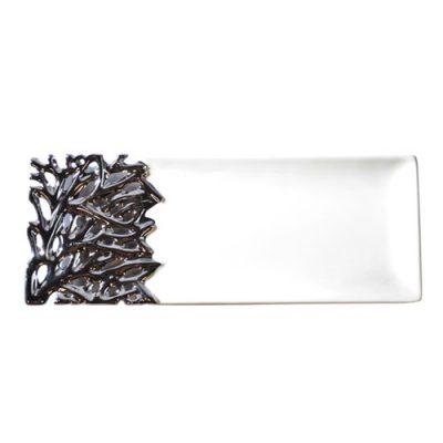 """Zara 14"""" Rectangle Plate Rental in Michigan"""