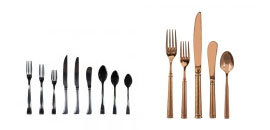 Shop a huge variety of flatware to rent for your special occasion from Fabulous Events.