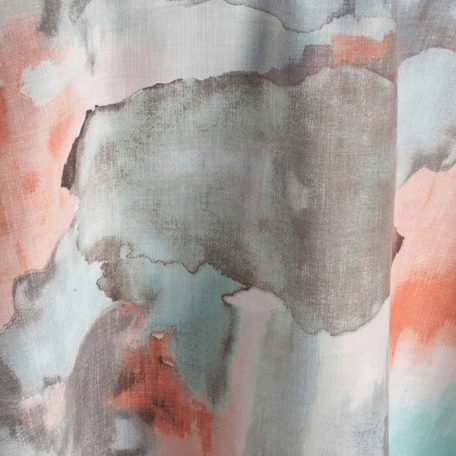 Santa Rosa Watercolor Table Linen Rental for Events and Special Occasions.